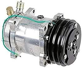 123/04999 For Sanden 7H15 7S15 709 2PK 132MM 24V 526047 1401100 1401336 AC Compressor for JCB/Volvo/MAZDA T3500