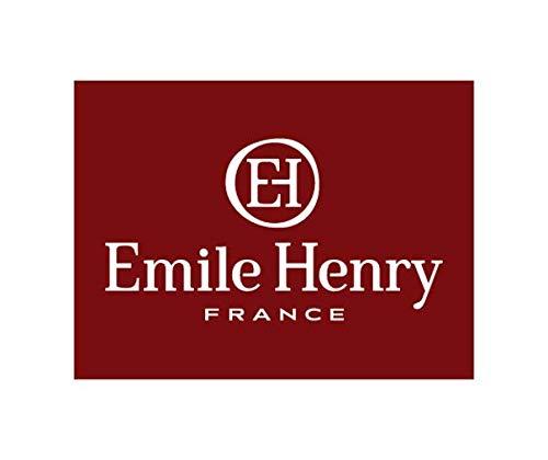 Emile Henry 349526 Keramik Rote Tajine E-Box, Ø270mm