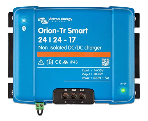 Victron Orion-Tr Smart 24/24-17A (400W) niet-geïsoleerd