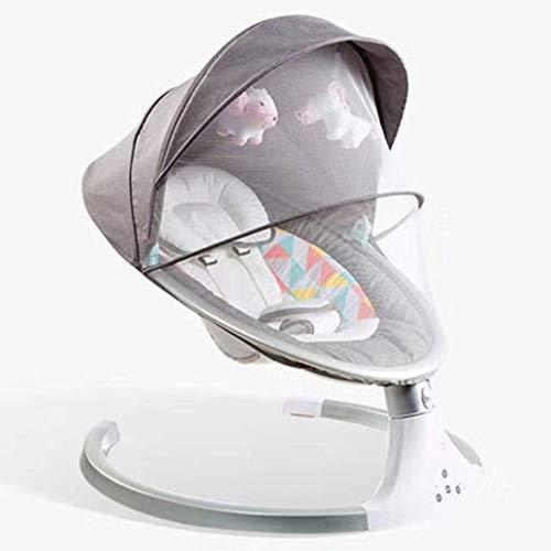 Infrared licht baby-elektrische schommelstoel comfort Newborn comfort Breath Cradle stoel veilig en duurzaam