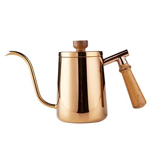 Gooseneck Kettle, Coffee Gator Pour Over Kettle, Precision Flow Spout...