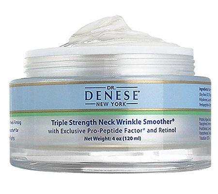 dr. denese Triple Strength Neck Wrinkle Smoother