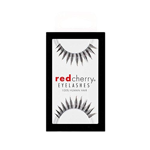 Red Cherry - Falsche Wimpern Nr. 42 - Echthaar