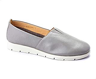 Darkwood Casual Slip On Shoes For Women- Mink , 2724641399245