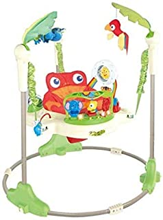 RDN Baby Walker With Toys By BabyLove, Multi Color