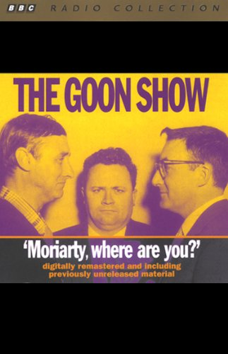The Goon Show, Volume 1 Titelbild