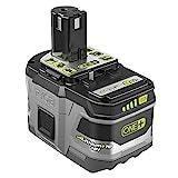 Ryobi 18-Volt ONE+ Lithium-Ion 9.0 Ah LITHIUM+ HP High Capacity Battery - P194 - Bulk Packaged