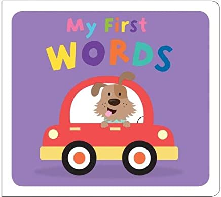My First Words Matching Game & Book Set (My First Box Sets)