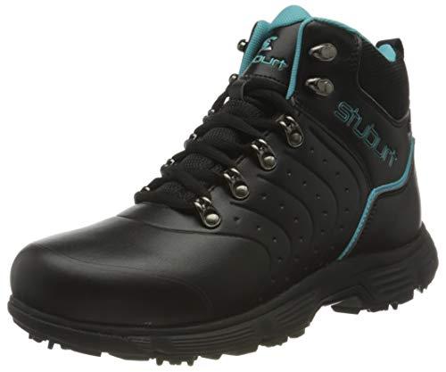Stuburt Damen Evolve II Waterproof Winter Boot Golf Shoe, Schwarz, 39 EU