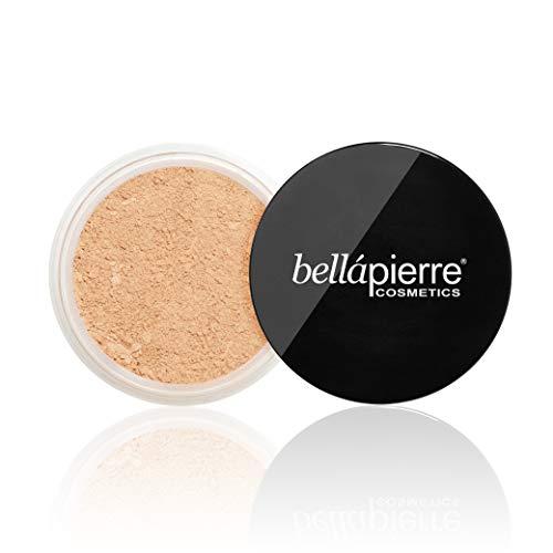 BellaPierre Lose Mineralpuder-Foundation, 9g, Latte