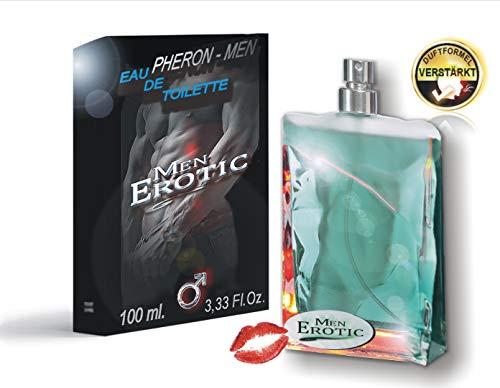 PHEROMON Lock Men Erotik Parfum 100 ml. für den Mann - DUFTVERSTÄRKT -