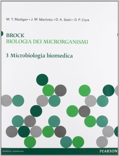 Brock. Biologia dei microrganismi. Ediz. illustrata: 3