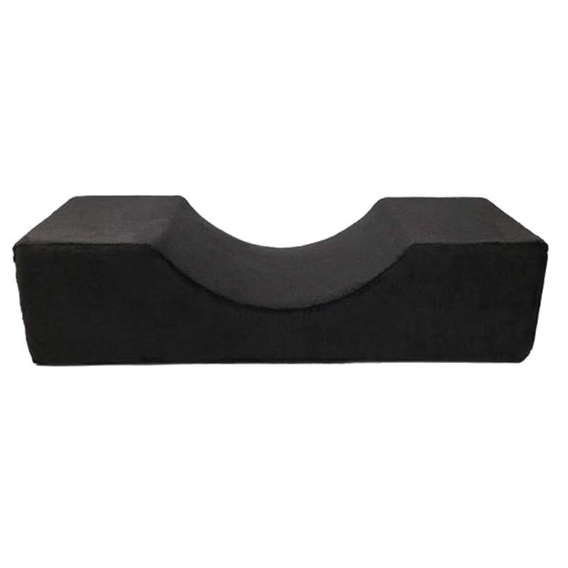子孫ムス適度にBlulux まつげ移植美容枕PUレザー防水まつげ枕移植まつげ枕(opp袋)