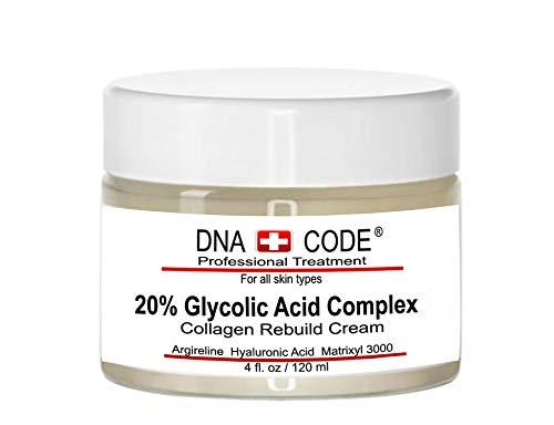 Anti-Aging 20% Glycolic Acid Complex Collagen...