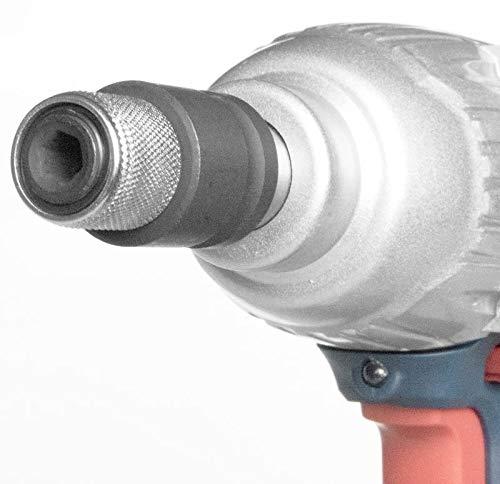 Güde elektrische slagmoersleutel ESS350 met adapter 1/2