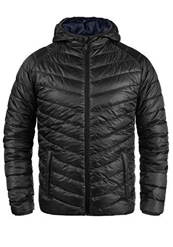 Blend Milan Herren Übergangsjacke, Größe:L, Farbe:Black (70155)