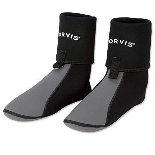 Orvis Neoprene Wet Wading Guard Socks/Only Neoprene Guard Sock, Large