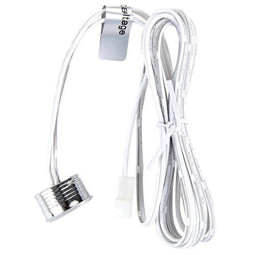 WFSH Interruptor de Control del Sensor táctil para 3528 5050 DIRIGIÓ Luz de Tira -DC12V-24V 19 * 1 1 mm