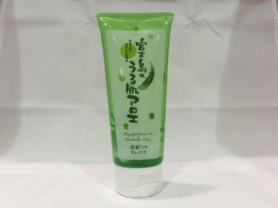 小道シャッター六分儀宮古島のうる肌アロエ (100g)