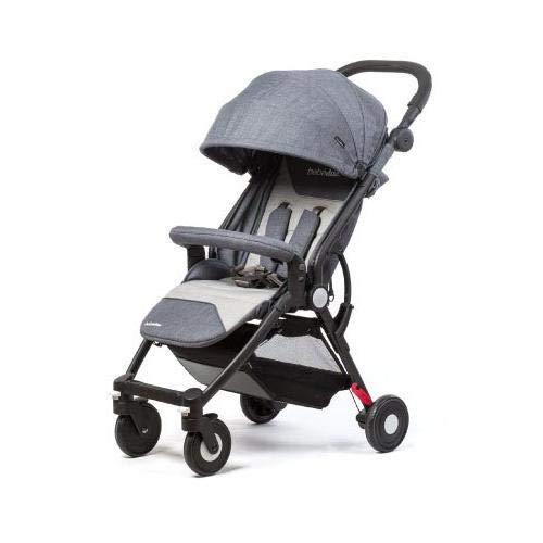 Bebé Due NIK - Silla de paseo plegable y multifuncional