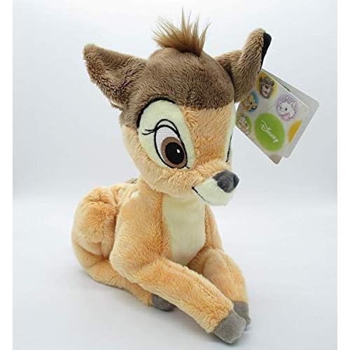 Disney - Pts Peluche Bambi 25Cm, Colore
