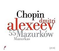 Chopin: 55 Mazurkas by Dmitri Alexeev (2015-02-27)