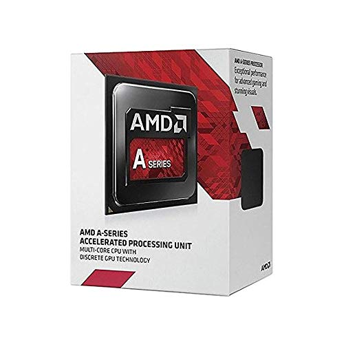 AMD A6-7480 Dual Core 2-Thread FM2+ Socket Desktop Processor with Radeon R5...
