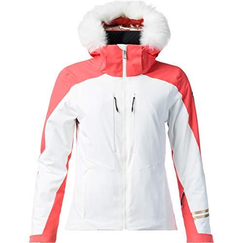 Rossignol W Ski Jkt Damen Skijacke S weiß