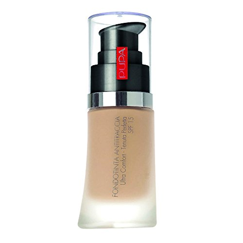 Pupa Antitraccia Foundation 02 Light Beige
