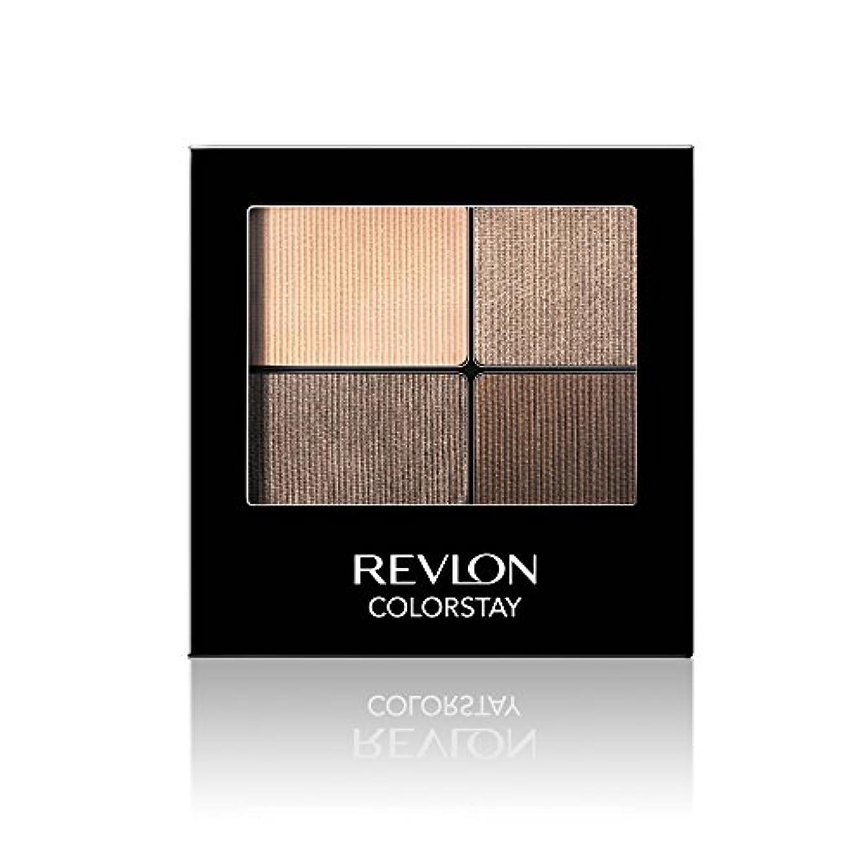 Revlon ColorStay 16 Hour Eye Shadow Quad, Addictive