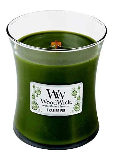 WoodWick Candle, Medium Frasier Fir