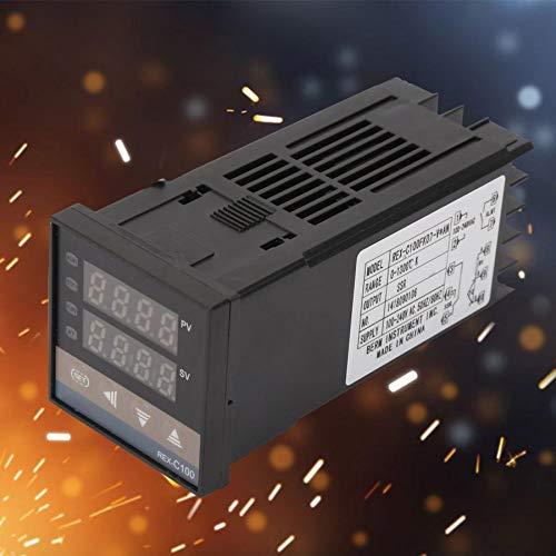 SHIJING Digital LED PID-Temperaturregler Kit AC 110V-240V Temperatur-Tester Wärmebildkamera