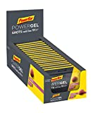 PowerBar PowerGel Energy Chews (Box of 16 Individual Packs) | C2MAX Energy Shots for Performance Athletes and Intense Training, Raspberry