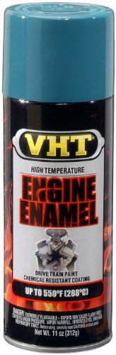 VHT ESP126007 Engine Enamel Early Chrysler Blue Can - 11 oz.