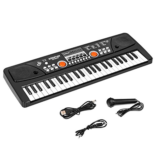 sanlinkee Digital Piano Keyboard,49 Keys...
