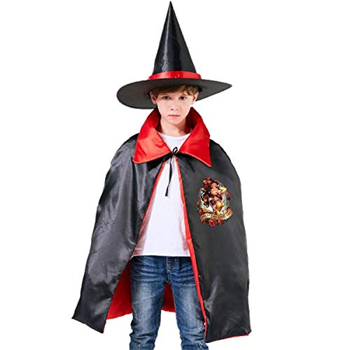 Princess Belle Bella Beauty and Beast Tattoo Sexy Unisex Kids Hooded Cloak Cape Halloween Party Decoration Role Cosplay Costumes Outwear Red