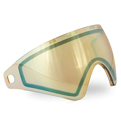 Bunkerkings CMD/Virue VIO Thermal Maske Ersatzglas - HD Gold