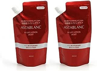 ( 2件套 ) 高丝 アスタブラン W 升降保湿化妆水130ml 替换装补充装