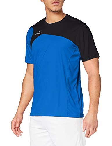 erima Herren T-shirt Club 1900 2.0 T-Shirt, new royal/schwarz, XXL, 1080712
