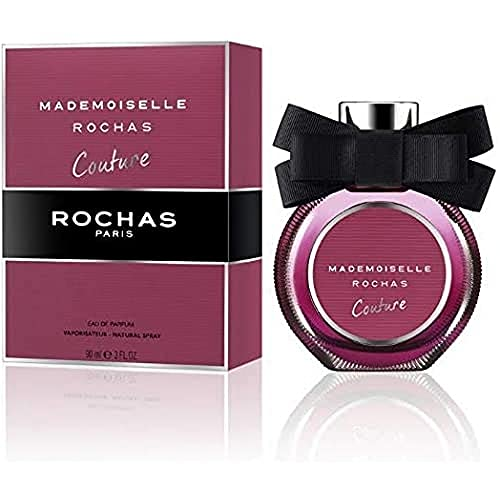 Perfume Mademoiselle Couture - Rochas - Eau de Parfum Rochas Feminino Eau de Parfum