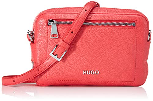 HUGO Damen 50424259 Umhängetasche, Rot (Bright Red), 6.0x14x21 cm