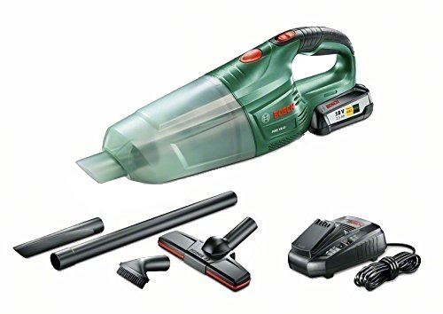Preisvergleich Produktbild Bosch Akku Handstaubsauger PAS 18 LI (1 Akku,  18 Volt System,  im Karton)