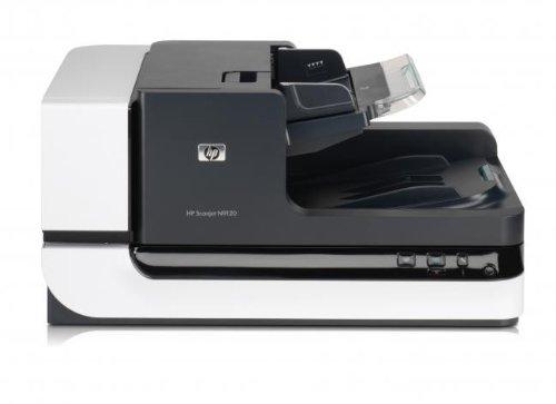 HP Scanjet N9120 Dokumenten-Flachbettscanner (600 x 600 dpi, Duplex, USB, 5.000 S. empfohlene Tagesleistung) L2683A