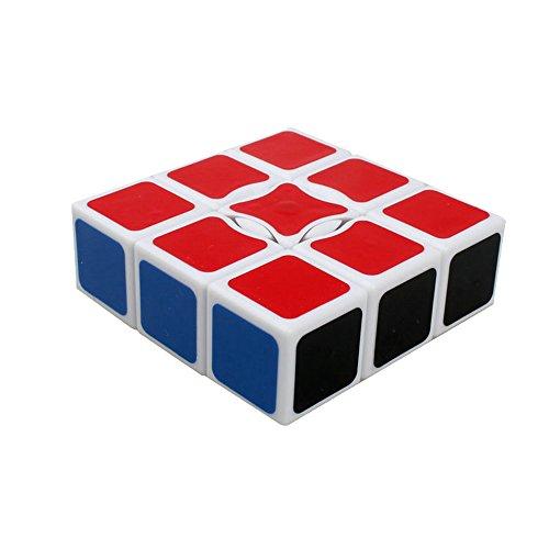 Wings of Wind - Suave y Velocidad 1x3x3 Cubo mágico Cubo Puzzle Puzzle (2,24 x 2,24 x 0,75 Pulgadas - Blanco)