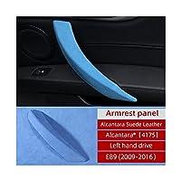 折り返し車の左右の右室内ドア肘掛け台の取り扱い柄の内側のパネルプルトリムカバーパネルはB-M-W E89 Z4 2009-2016 ステッカー (Color Name : 4175 A)