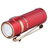 Olight S1R Baton II Mini linterna 1000 lúmenes / 138 metros CW LED EDC linterna compacta USB magnética recargable pequeña linterna con batería 16340 y caja de pilas