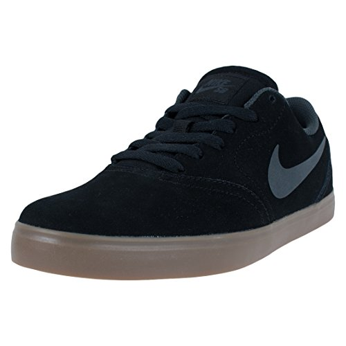 Nike Herren sb prüfen trainers 705.265 turnschuhe 6 uk schwarz anthrazit 003
