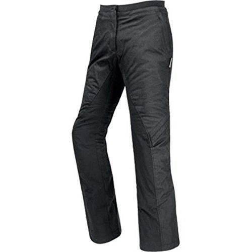 IXS Anna Damen Textilhose schwarz, Größe DL