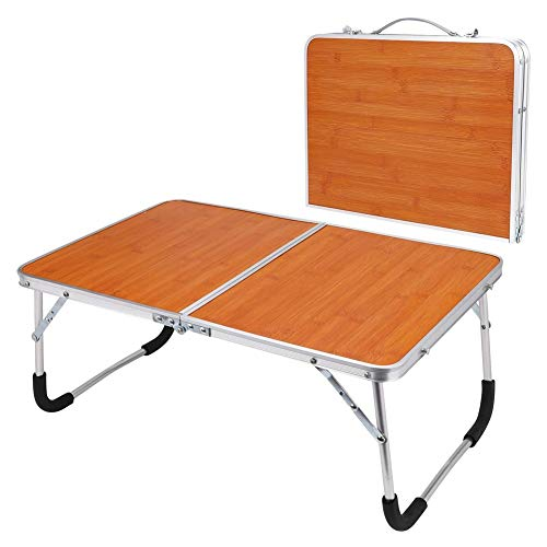 Housewares Folding Table Folding Laptop Table Portable Lapdesks Mini Picnic Notebook Sofa Bed Couch Table Stand Lap Standing Desk Tray Handy Multi Tasking Stand Breakfast Serving Support