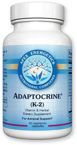 Apex Energetics - Adaptocrine (K-2) 90 Capsules